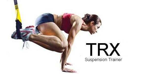 Sistema de treino TRX Suspension