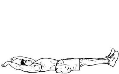Jackknife sit-up