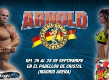 Arnold Classic Europe 2014 - Madrid